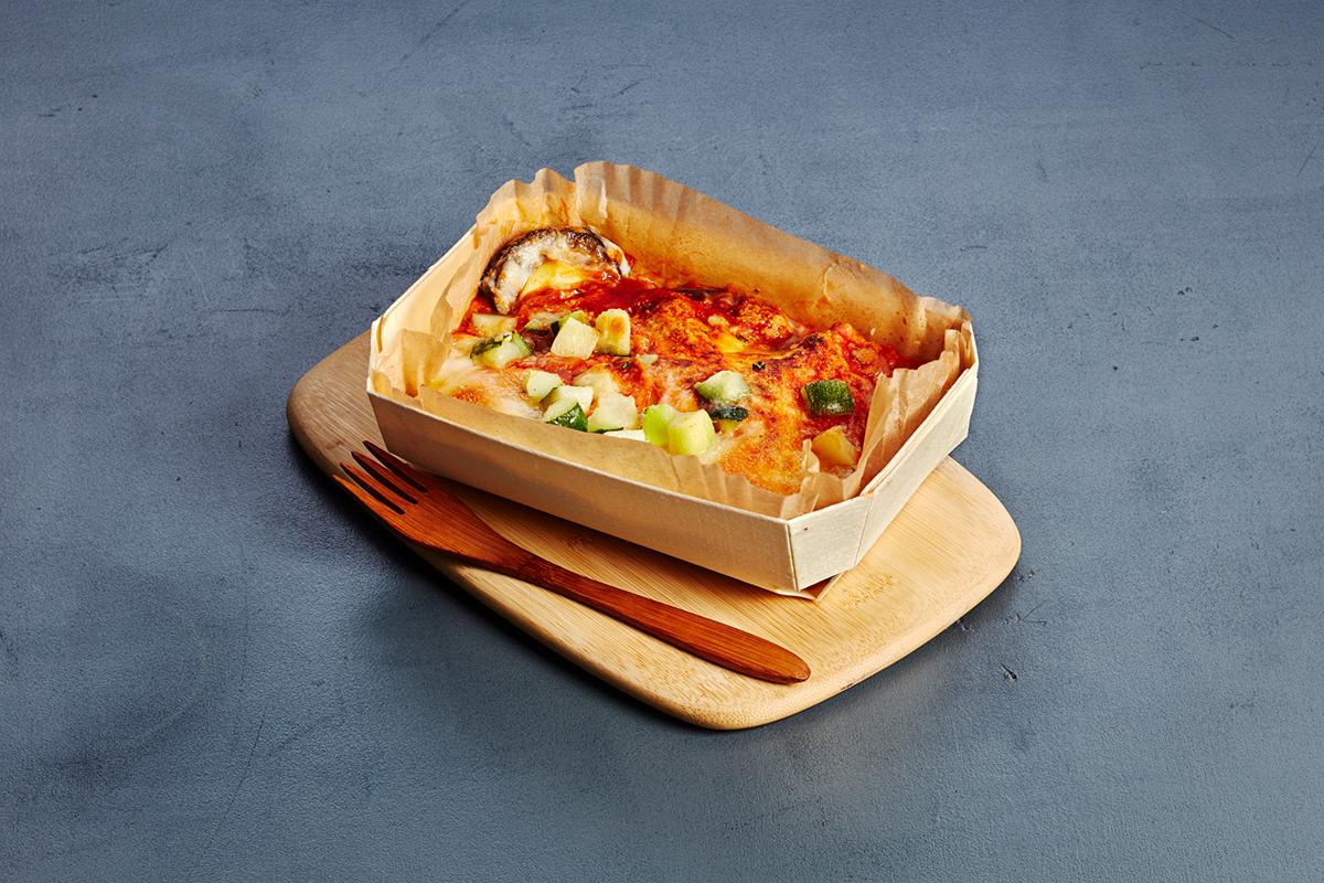La Lasagne aux légumes